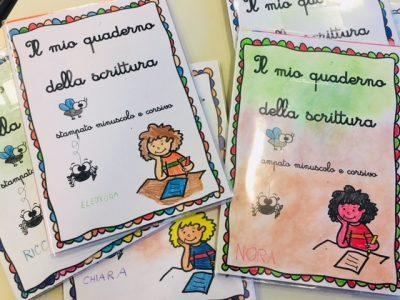Il Quaderno Del Corsivo Maestra Elena