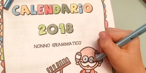 Calendario di Nonno Grammatico